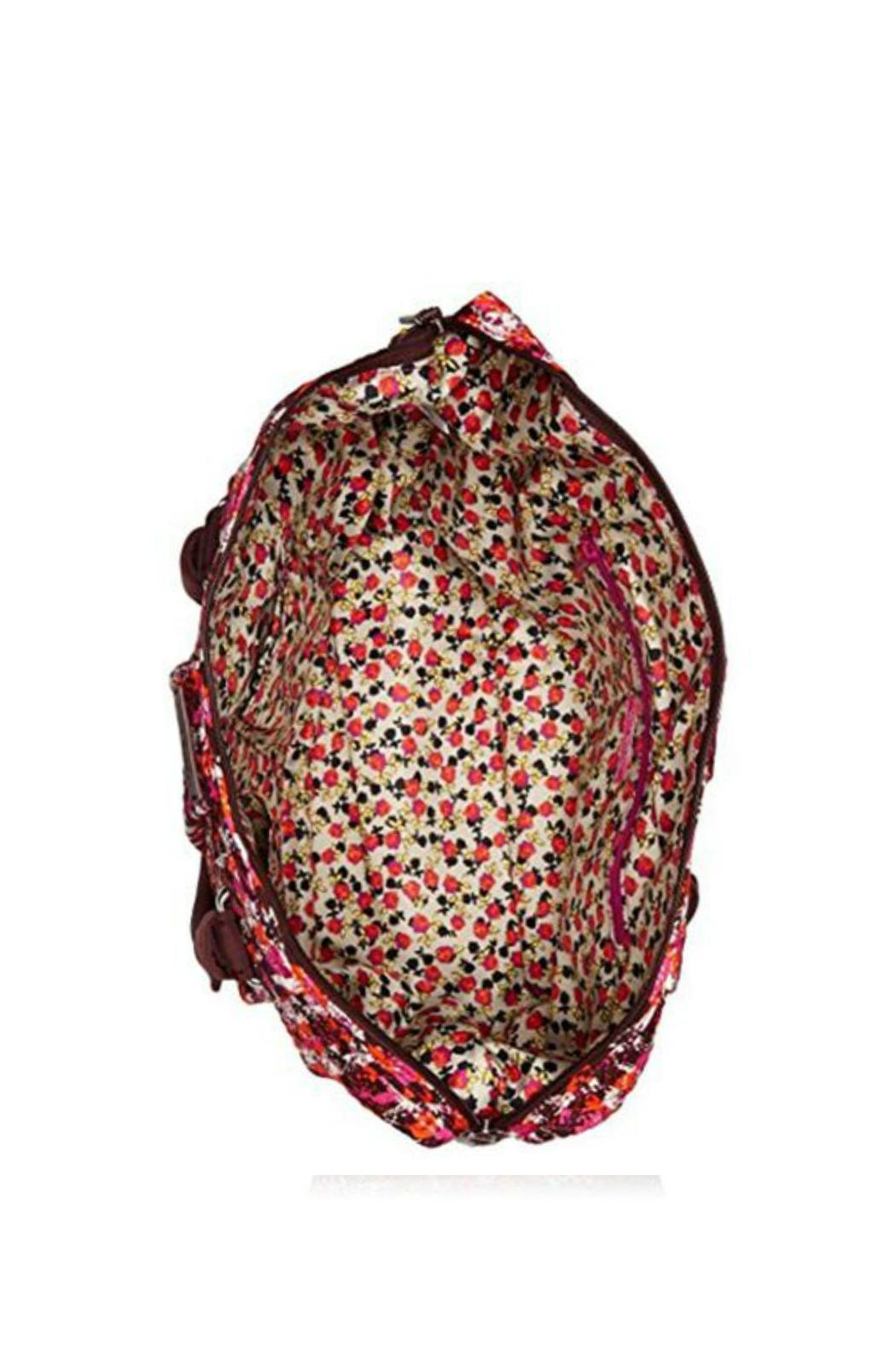 Vera Bradley Houndstooth Tweed Hadley - Back Cropped Image
