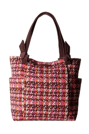 Vera Bradley Houndstooth Tweed Hadley-Tote - Product Mini Image