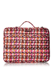Vera Bradley Houndstooth Tweed Laptop-Organizer - Product Mini Image