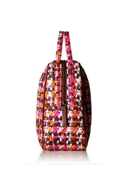Vera Bradley Houndstooth Tweed Lunch-Bunch - Front full body