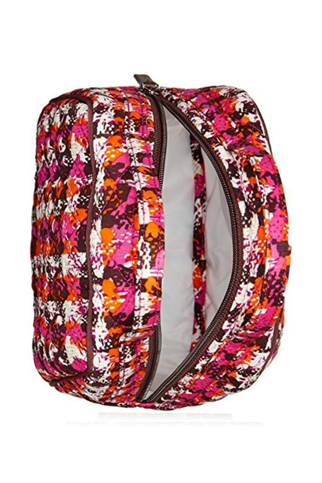 Vera Bradley Houndstooth Tweed Lunch-Bunch - Side Cropped Image