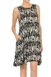 Hourglass Lilly Sleeveless Dress - Product Mini Image