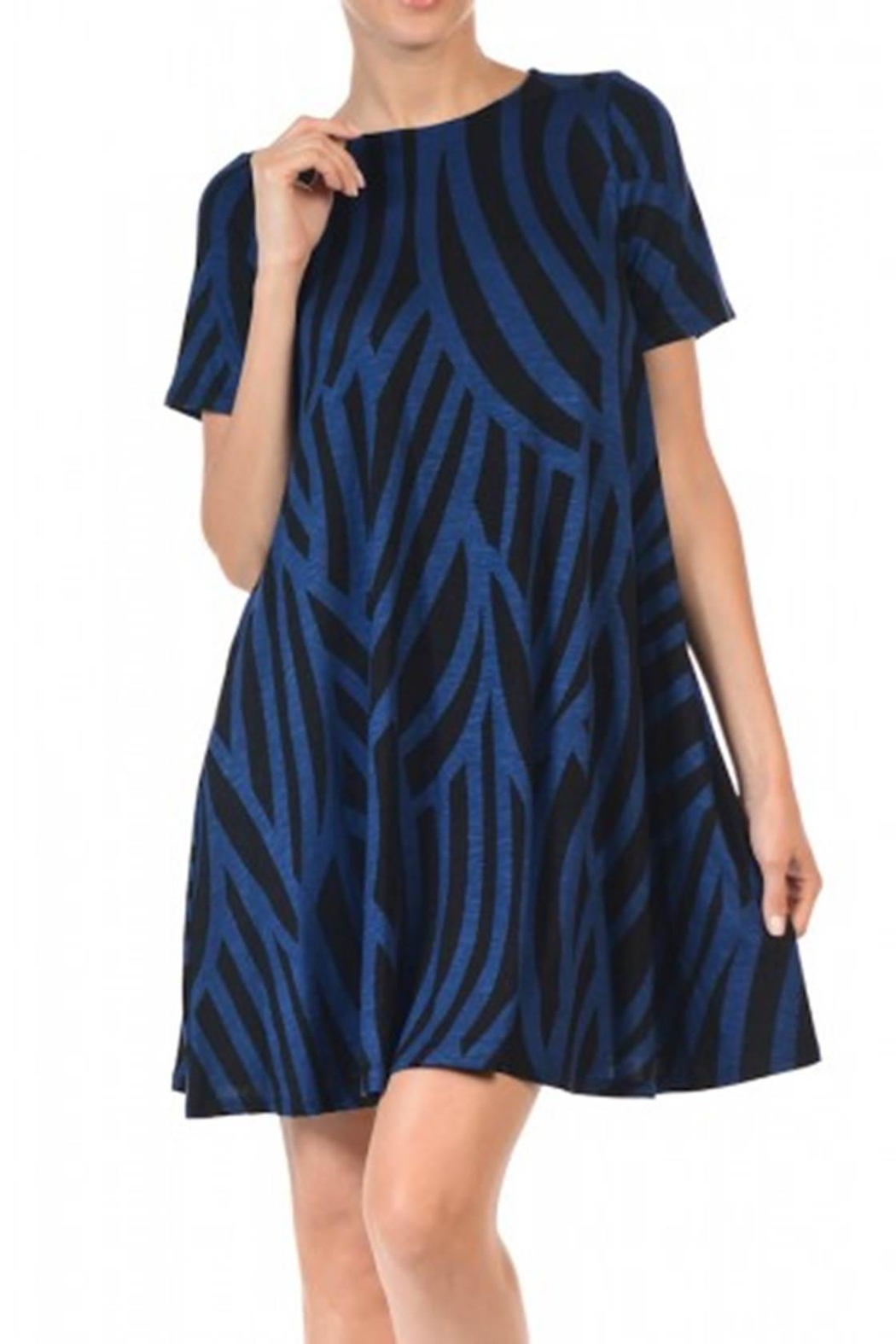 Hourglass Lilly Curve Shift Dress - Main Image