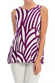 Hourglass Lilly Curve Swing Top - Product Mini Image