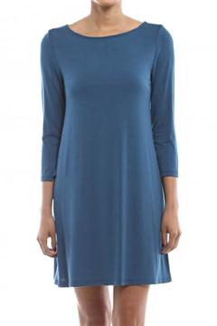 Hourglass Lilly Mol Solid Dress - Alternate List Image