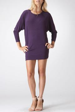Shoptiques Product: Purple Dolman Top