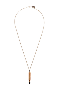 House of Cach Copper Bullet Necklace - Product List Image