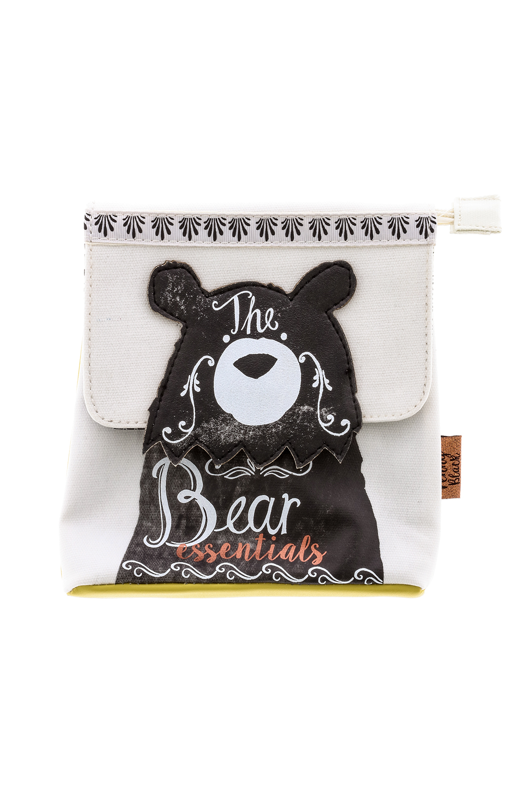 House of Disaster Bear Essentials Bag - Front Cropped Image