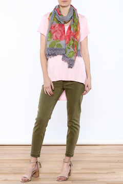 Shoptiques Product: Bloom Rose Scarf