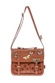 House of Disaster Brown Bohemian Bag - Product Mini Image