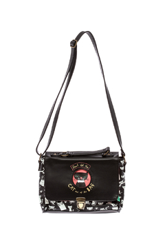 House of Disaster Cat Satchel Bag - Product List Image
