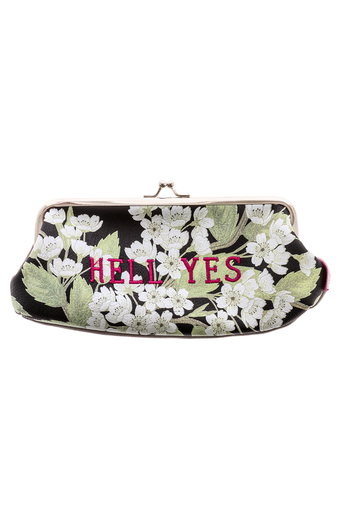 Shoptiques Product: Hell Yes Coin Purse - main