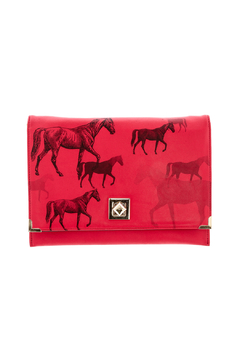 House of Disaster Horse Clutch Purse - Product List Image