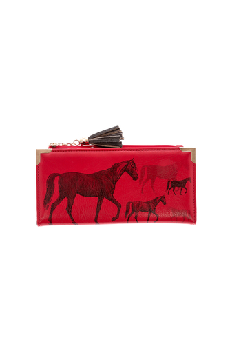 House of Disaster Bold Horse Wallet - Main Image