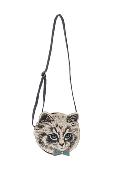 Shoptiques Product: Meow Mini Bag