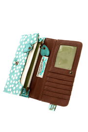 Shoptiques Product: Cute Nutshell Wallet - Back cropped