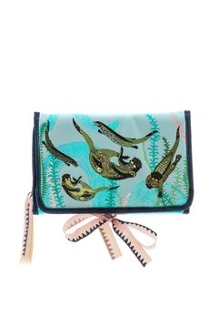 Shoptiques Product: Otter Makeup Bag