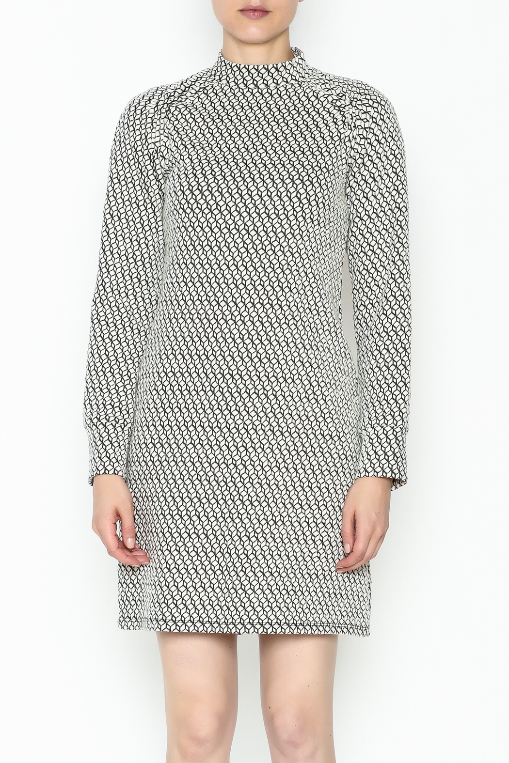 House of Wallace Josephine Dress - Front Full Image