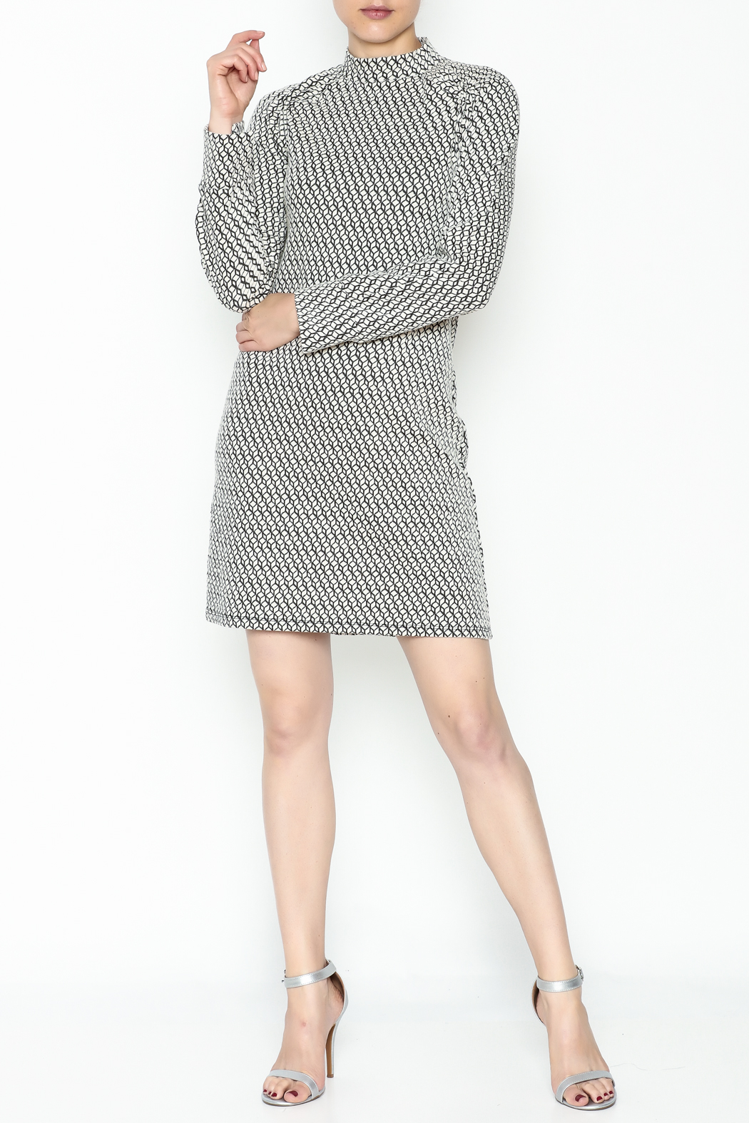 House of Wallace Josephine Dress - Side Cropped Image