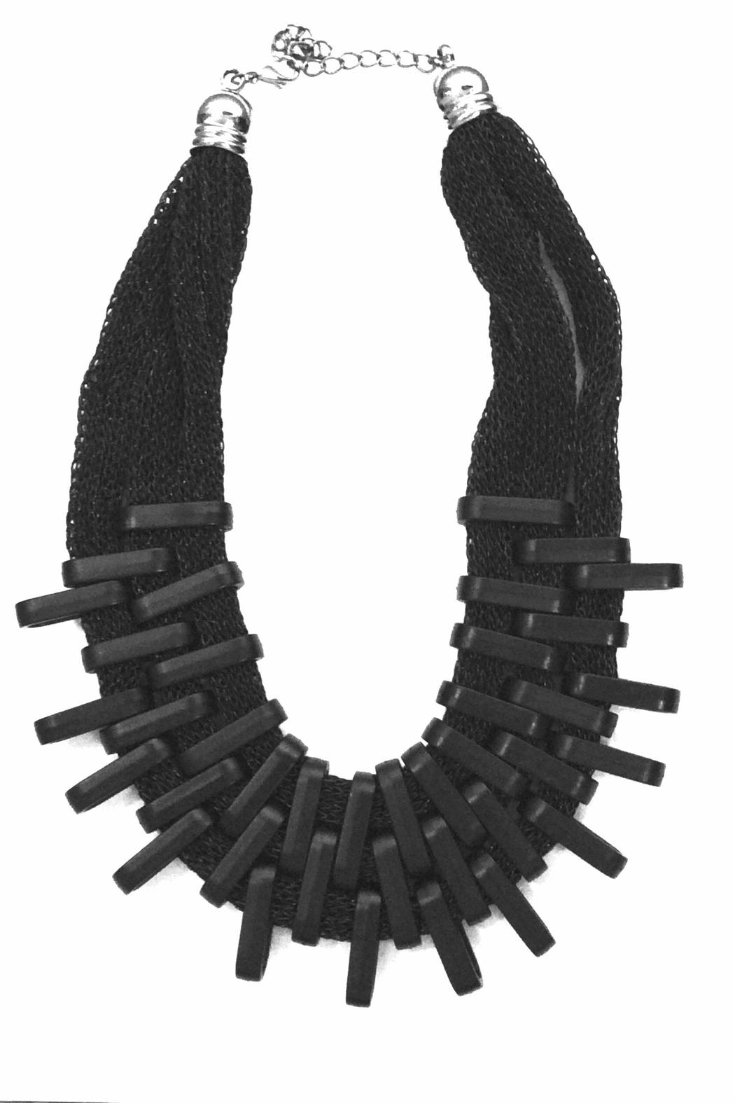 House of Atelier Black Museum Necklace - Main Image