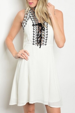House of Atelier Corset Top Dress - Product List Image