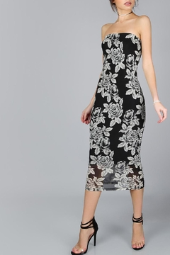 House of Atelier Flower Midi Dress - Product List Image