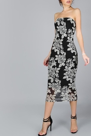 House of Atelier Flower Midi Dress - Product Mini Image