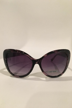 House of Atelier Marble Oversized Sunglasses - Product List Image