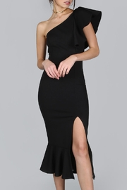 House of Atelier One Shoulder Dress - Product Mini Image