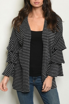 House of Atelier Perfect Striped Wrap - Product List Image