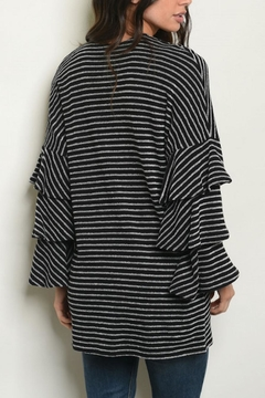 House of Atelier Perfect Striped Wrap - Alternate List Image