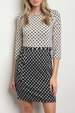 House of Atelier Retrolook Pattern Dress - Product List Image