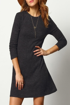 House of Atelier Ribbed Sweater Dress - Product List Image