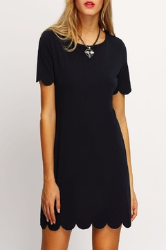 House of Atelier Scalloped Dress - Product List Image