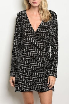 House of Atelier Tunic Wrap Dress - Product List Image