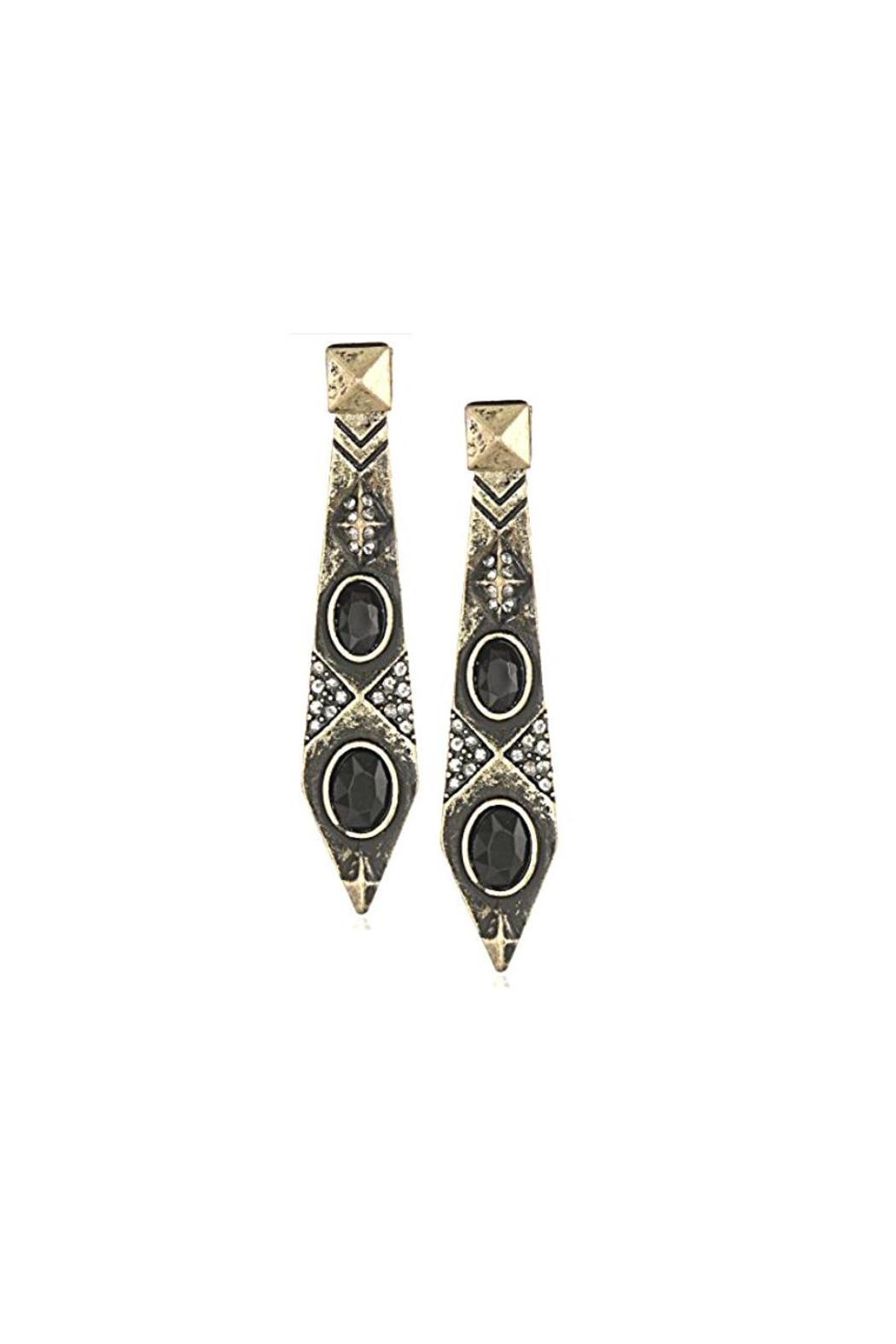 House of Harlow 1960 Gypsy Feather Earrings - Main Image