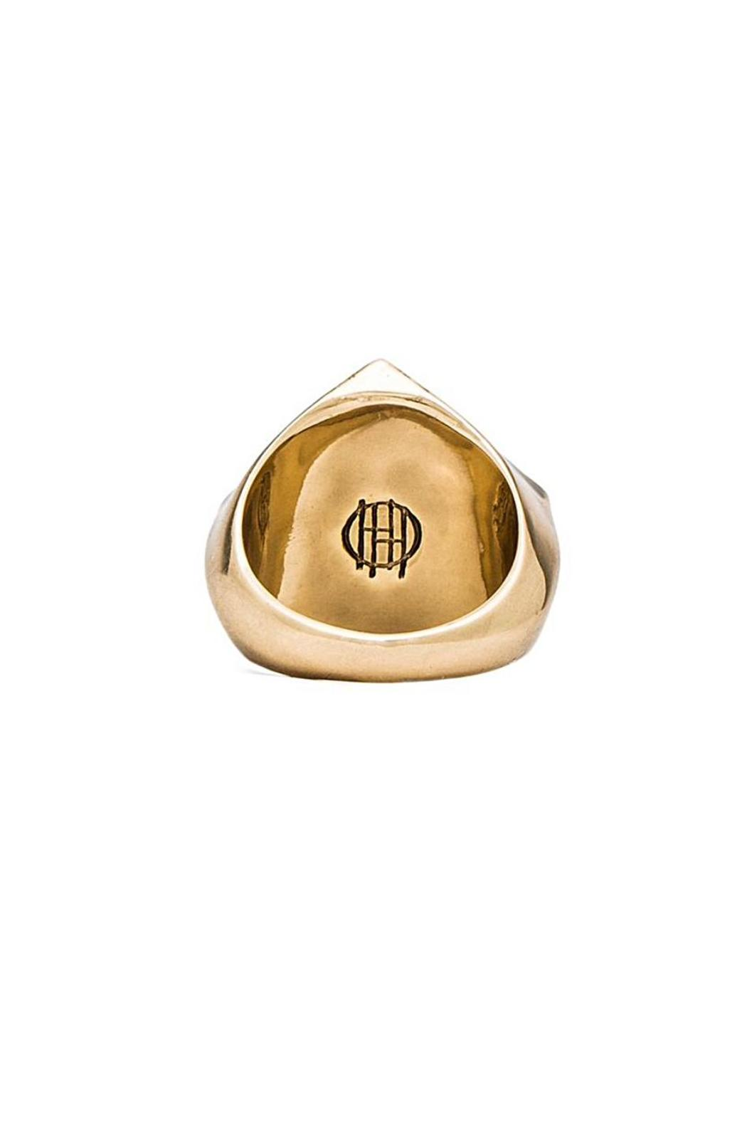 House of Harlow 1960 Jewel Java Ring - Front Full Image