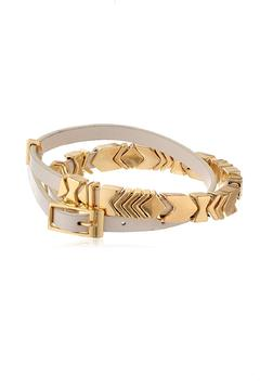 House of Harlow 1960 Leather Wrap Bracelet - Alternate List Image