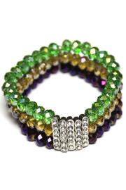 House of Tam Mardi Gras Bracelet - Product Mini Image