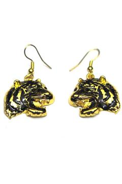House of Tam Tiger Earrings - Product List Image