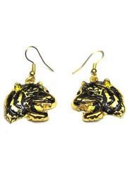 House of Tam Tiger Earrings - Product Mini Image