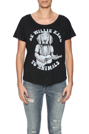 Shoptiques Product: Golden Retriever Tee - Side cropped