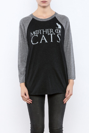 Shoptiques Product: Mother Cats Baseball - Side cropped