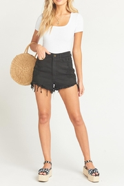 Show Me Your Mumu Houston High-Waisted Shorts - Product Mini Image