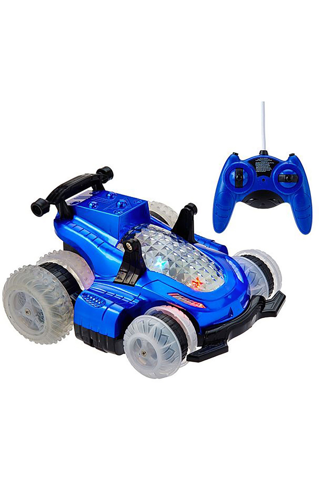 Mindcraft HoverQuad Side Winding RC Stunt Car - Front Cropped Image