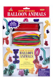 Schylling How To Make Balloon Animals - Product Mini Image