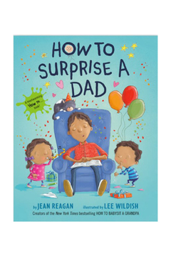 Random House How to Surprise a Dad - Alternate List Image