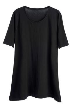 Shoptiques Product: Black Layering Top Dress