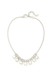 Wild Lilies Jewelry  Howlite Statement Necklace - Product Mini Image