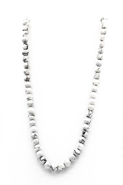 Made It! Howlite Stone Necklace - Product Mini Image